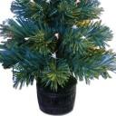 Un grande albero di Natale usb