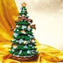 L'albero di Natale da tavolo