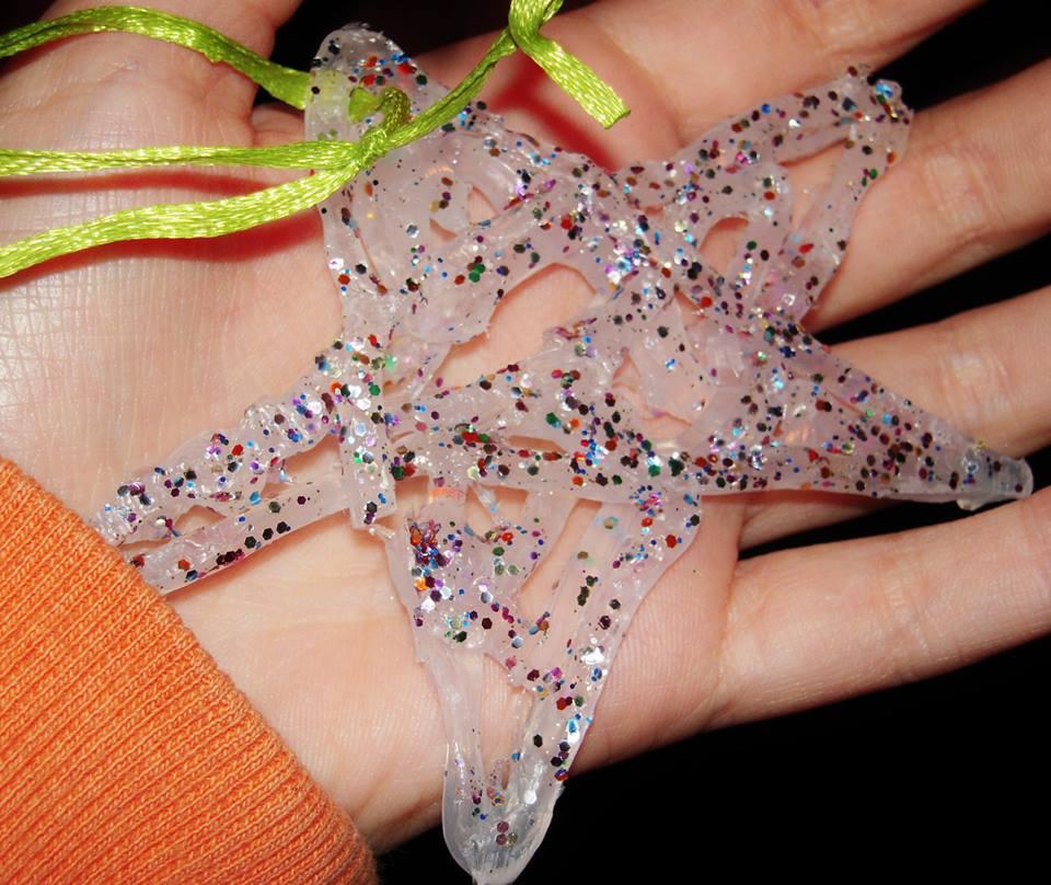 Natale fai da te: stelle in silicone