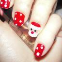 nail-art-natalizia-babbo-natale